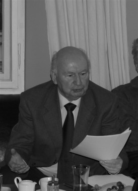 Prof. Dr. Walter Kupferschmidt
