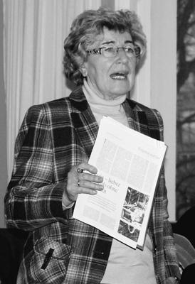 Prof. Dr. Christa Luft