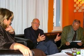 Prof. Dr. Dr. Karl Döring ist der erste, der seine Erfahrungen als GD dem interessierten Publikum eröffnet