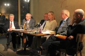 Die Experten für das kontroverse Thema Energie.