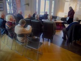 Sicherlich besaßen viele der anwesenden Gäste ein Gerät aus Staßfurt.