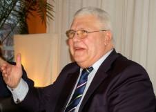 Herbert Roloff erzählt aus seiner Zeit als GD