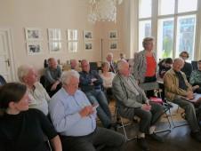 Auch das Publikum lieferte interessante Gedankenanstöße.