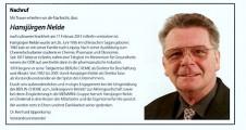 Nachruf von Berlin-Chemie AG