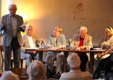Eckhard Netzmann beschwört die Notwendigkeit des Projekts