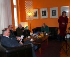 Katrin Rohnstock eröffnet den Preispolitik-Salon
