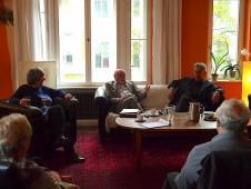 Hubert Maschek erzählt von seinen Erfahrungen