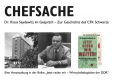Auswärtstermin in Rudolstadt - Heimat der 'Zellwolle' in der DDR.