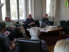 Manfred Dahms, Manfred Domagk und Eckhard Netzmann